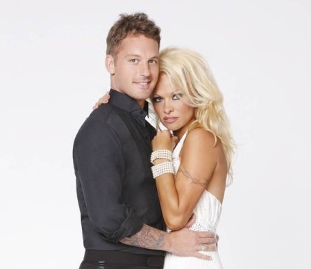 Tristan and Pamela Anderson - Photo Courtesy of abc.com