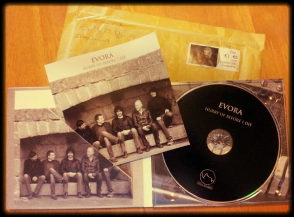 Evora CD