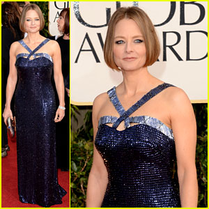 jodie-foster-golden-globes-2013-red-carpet