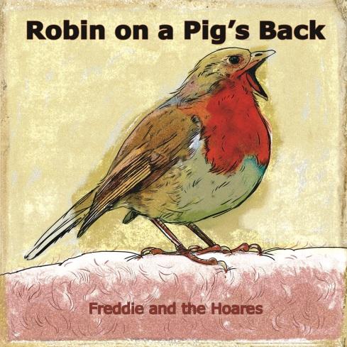 Freddie & The Hoares CD Baby