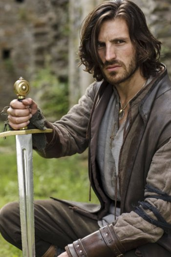 The Irish handsome hunk Eoin Macken