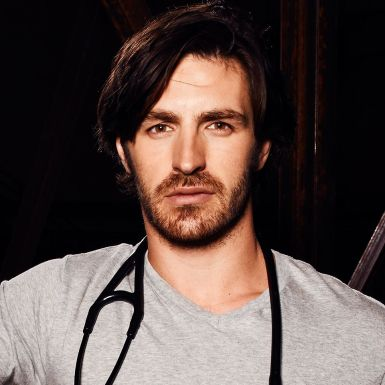 Eoin Macken - The Night Shift Gray Shirt